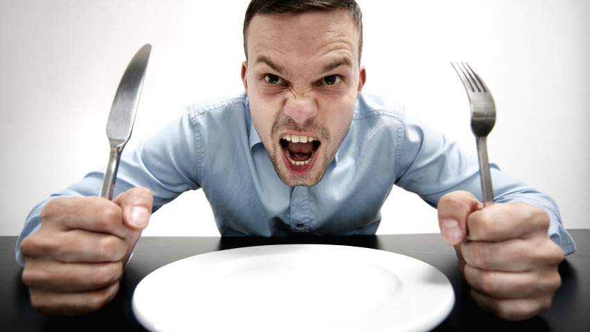 The problem of feeling hungry, its causes and solutions