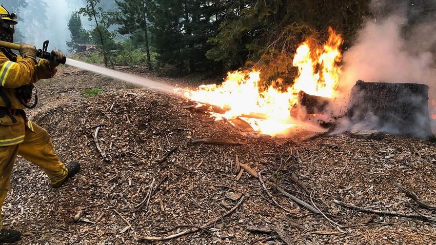 خلال صيف 2020... تسجيل عدد قياسي من الأعاصير وحرائق الغابات ودرجات الحرارة في النصف الشمالي من الأرض