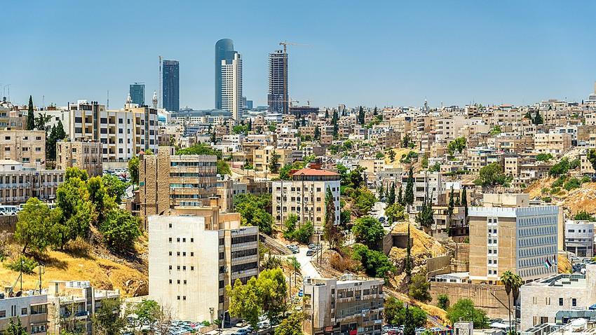 أسبوعية الأردن | انحسار بطيئ للكتلة الحارة نسبياً مع بقاء الحرارة أعلى من المعدلات