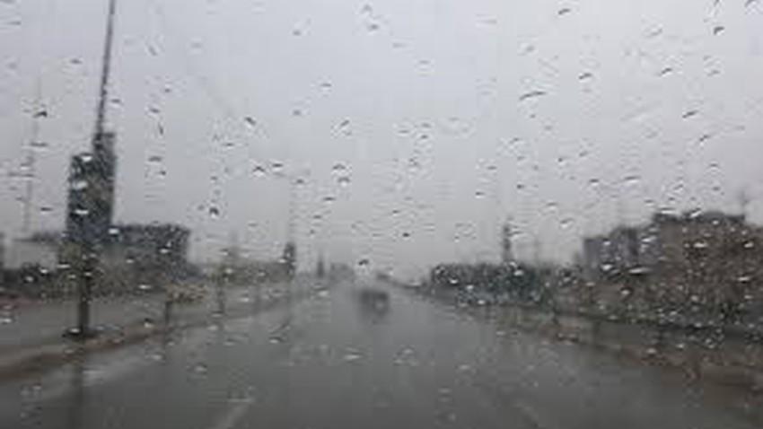 الأردن | ملخص تأثير المنخفض الجوي المُصنف من الدرجة الثانية