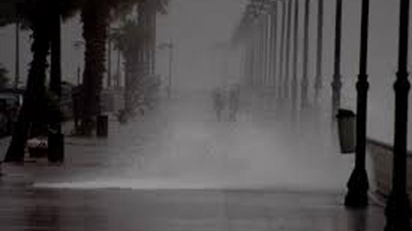 لبنان | استمرار فرص الأمطار الجمعة ومُنخفض جوي جديد السبت