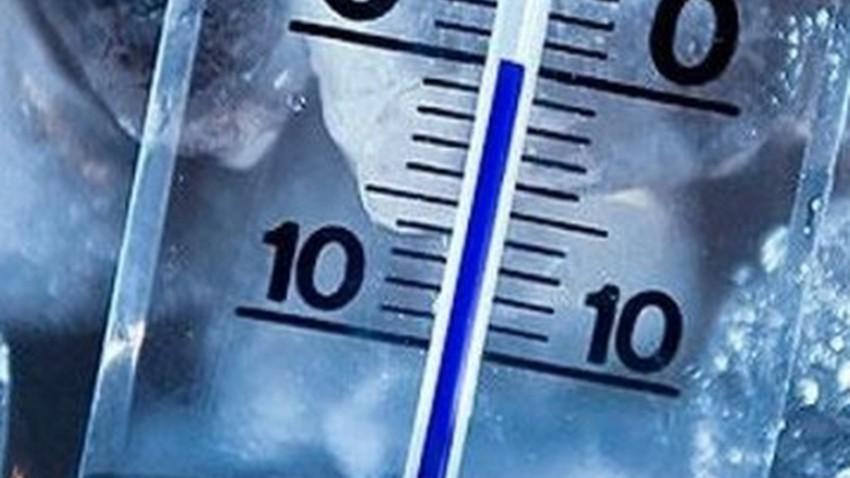 الأردن | درجات حرارة متدنية تسجلها محطات الرصد الجوي لأول مرة هذا الموسم