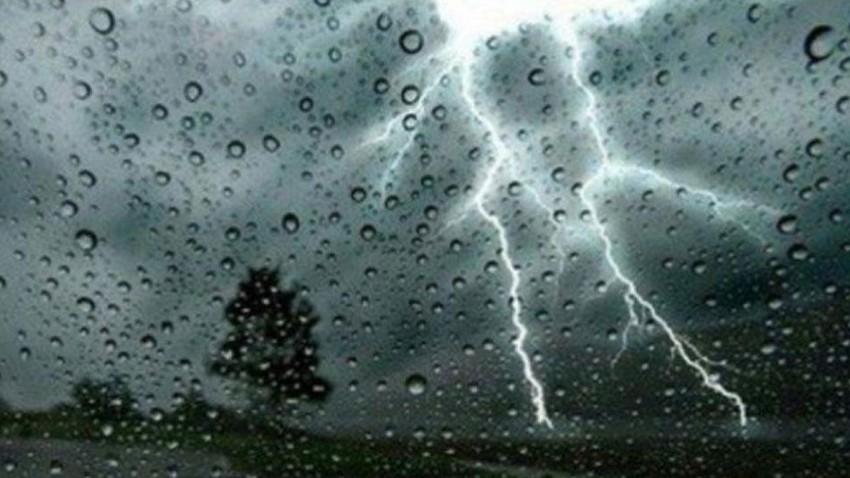 العراق | منخفض جوي يترافق بهطول زخات رعدية من المطر وهبات رياح قوية اعتبارًا من الثلاثاء