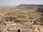 Arabie Saoudite | En conjonction avec la baisse de la température dans le nord, des vents actifs qui soulèvent de la poussière dans certaines parties