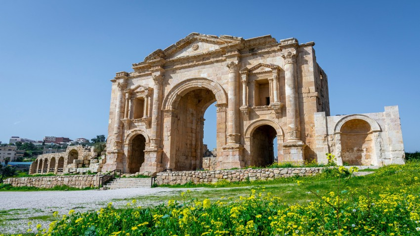 Why was the city of Jerash called by that name and what does it mean?!