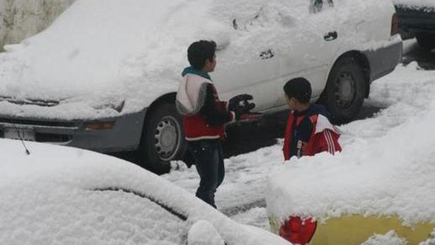 سلوكيات خاطئة يقوم بها الأردنيون في الشتاء وبالتزامن مع تساقط الثلوج