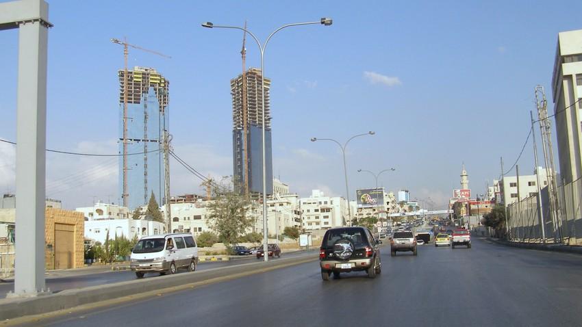 الأردن : طقس حار نسبيًا الأيام القادمة ودرجات الحرارة حول إلى أعلى بقليل من معدلاتها