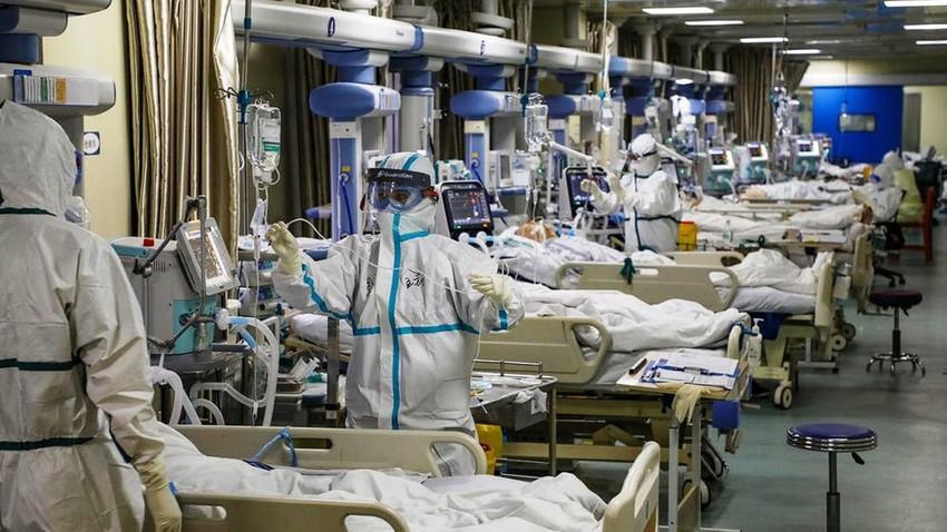 أمريكا تسجل رقما قياسيا في إصابات كورونا مع تخطي الإصابات خمسة ملايين