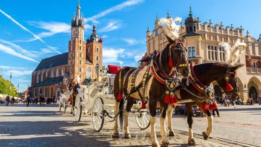 كراكوف.. جوهرة بولندا السياحية