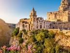 ماتيرا.. مدينة الحجارة ومنازل الكهوف في إيطاليا