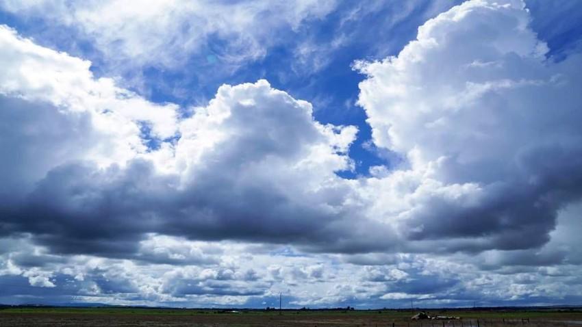 النشرة الاسبوعية | حالة من عدم الاستقرار الجوي الأحد وارتفاع درجات الحرارة مجددا اعتباراً من يوم الاثنين