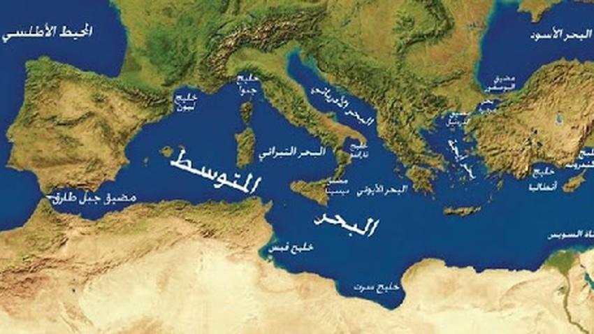 Comment la Méditerranée contrôle le monde qui l'entoure !
