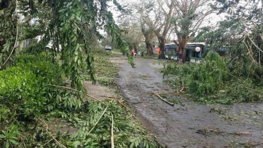 ارتفاع عدد وفيات إعصار مدغشقر إلى 51 وتشريد الآلاف