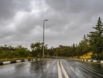 Saudi Arabia Thunderstorm clouds on Jizan, Asir, and Al-Baha resumed on Monday
