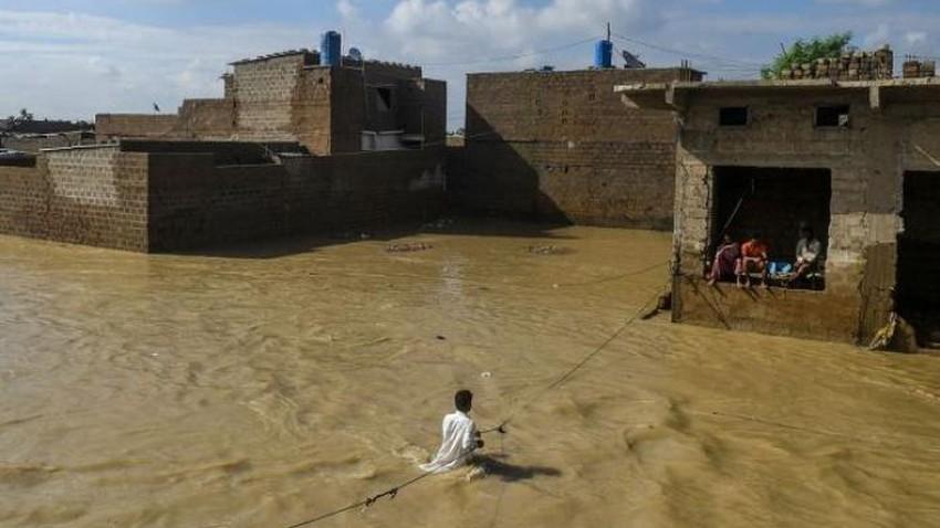 ارتفاع عدد ضحايا السيول في أفغانستان إلى 122وفاة
