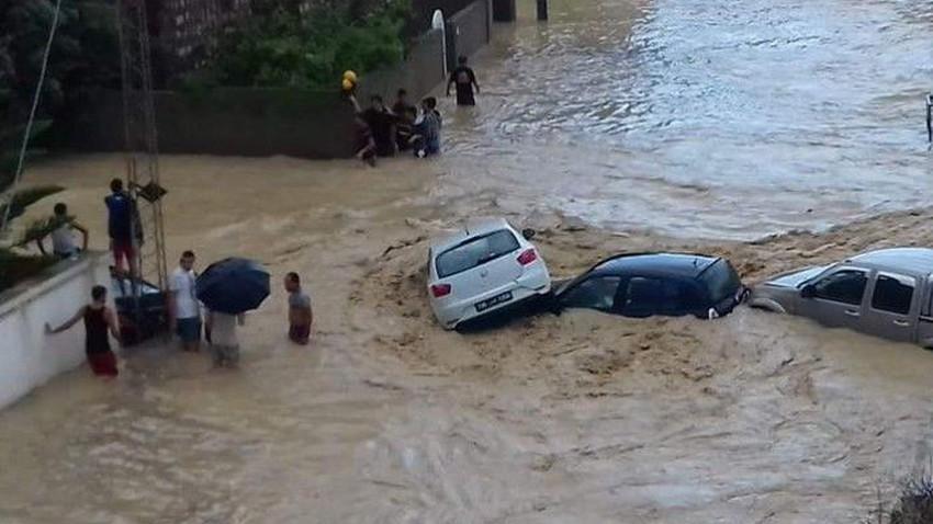 تونس | وفاة 6 أشخاص بينهم ثلاثة أطفال بسبب السيول