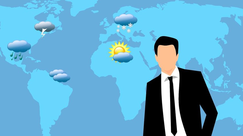 How to become a weather forecast and an expert in meteorology