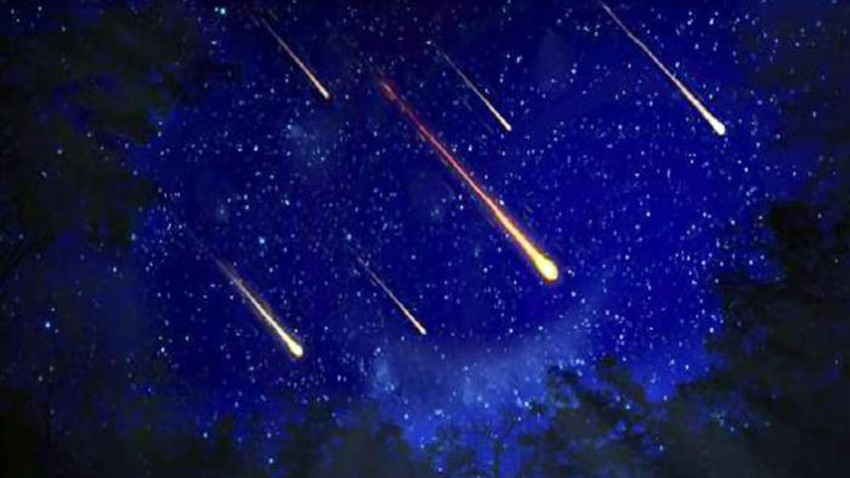What are meteors? Why does it appear bright in the Earth's sky?