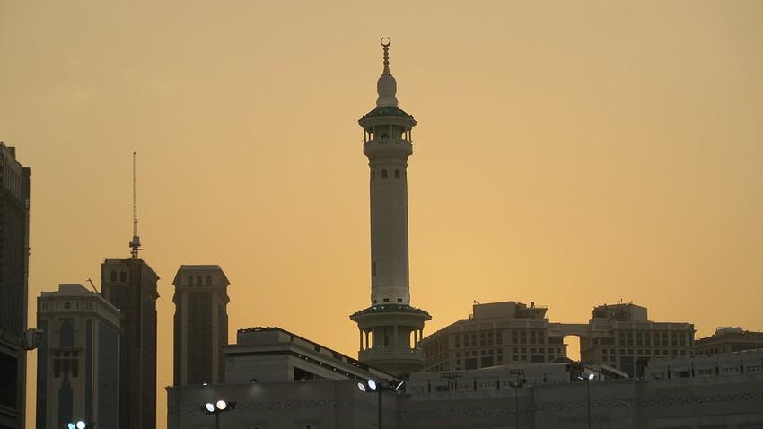 مكة هذا الأسبوع | رياح شرقية جافة شديدة الحرارة تؤثر على المنطقة اعتباراً من الثلاثاء