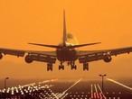شبه الجزيرة العربية | عاصفة رملية مُتوقعة يوم الجمعة تؤثر بشكل مُباشر على حركة الملاحة الجوية
