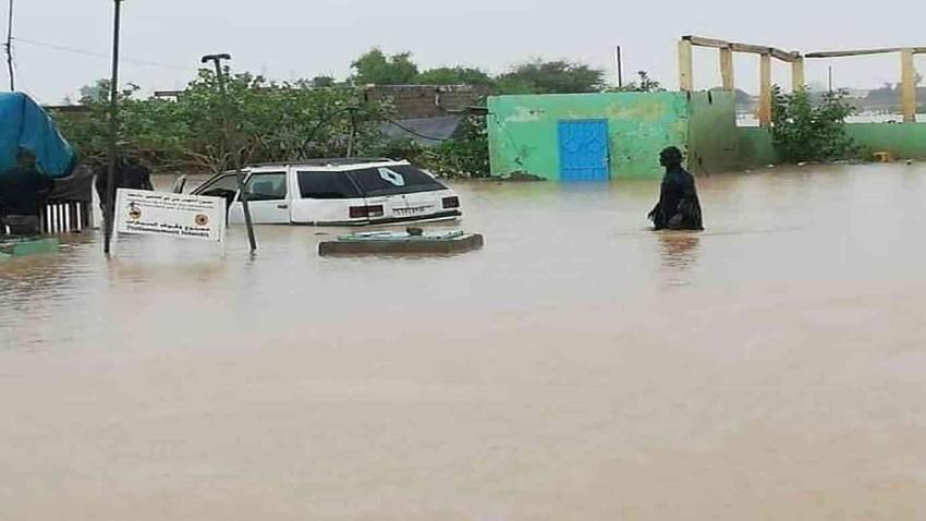 فيضانات جارفة في موريتانيا تتسبب في خسائر مادية فادحة