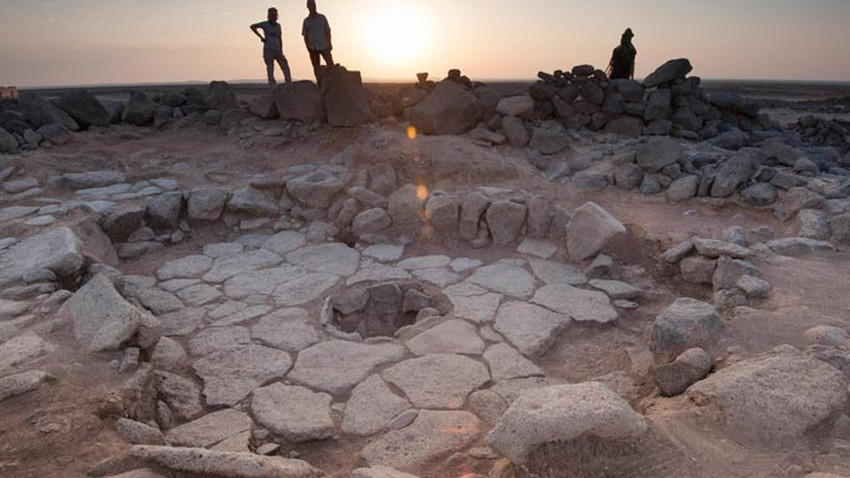 The story of finding the oldest bread in the world in the Jordanian desert