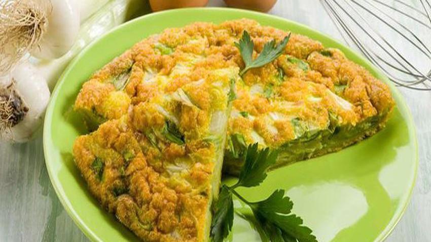 Une recette pour préparer une omelette rôtie au four