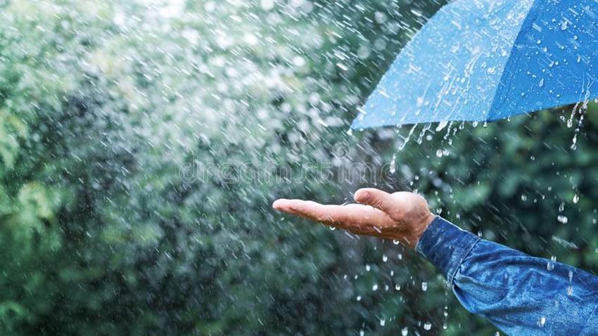 كيف يتشكل المطر؟ وكيف يسقط على الأرض؟