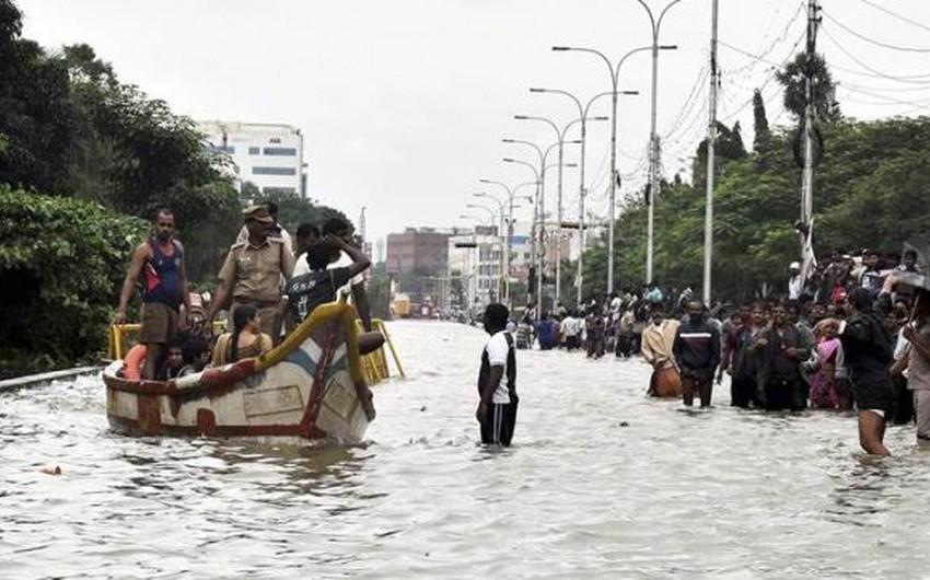 وفاة 28 شخصاً جراء الأمطار الغزيرة في باكستان