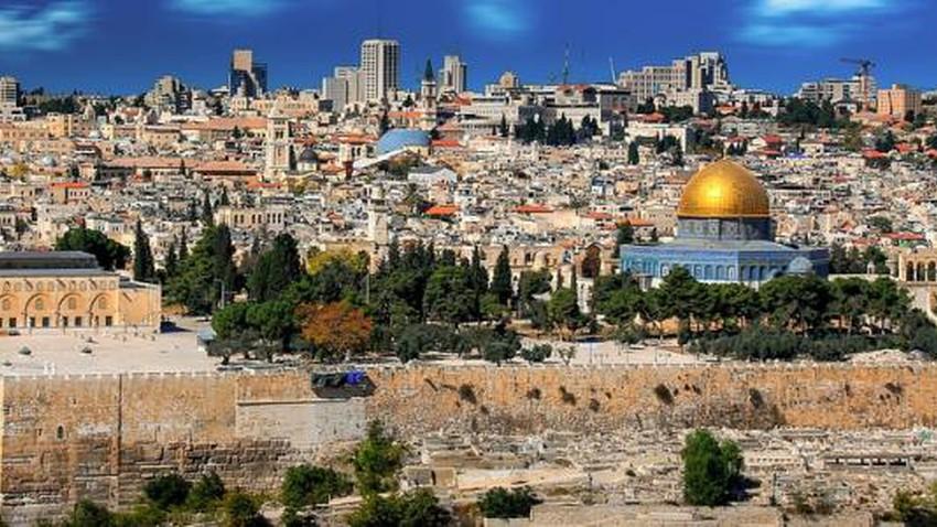 بالصور | تعرف على جميع مدن فلسطين