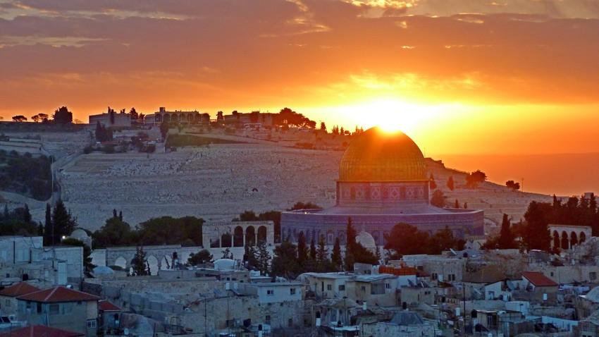 حالة الطقس ودرجات الحرارة المتوقعة في فلسطين يوم الاثنين 19-4-2021
