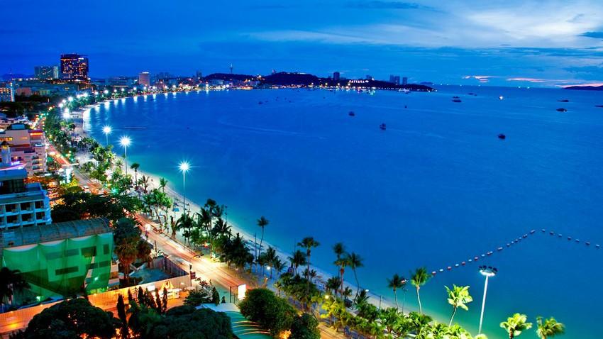 مدينة باتايا في تايلاند تقدم أجمل الشواطئ والمعالم السياحية