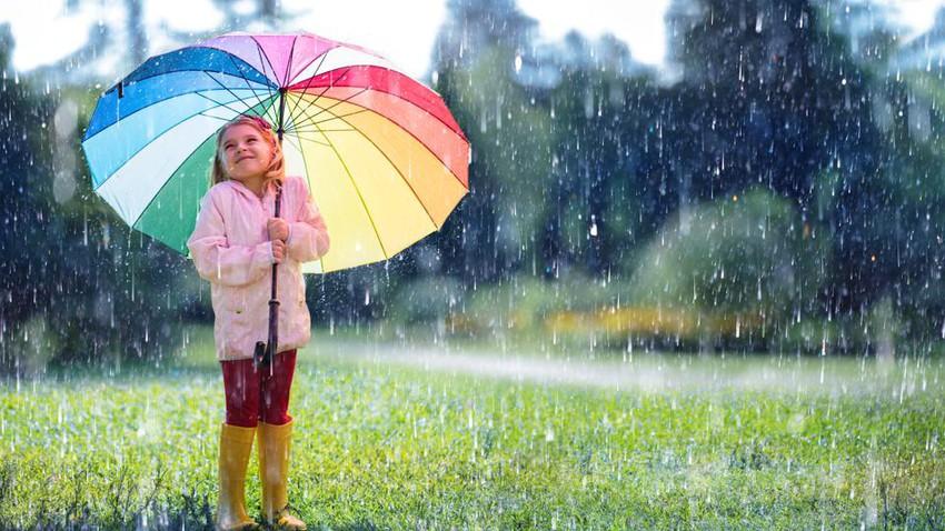 أنواع المطر وكيف يتوزع هطول المطر حول العالم