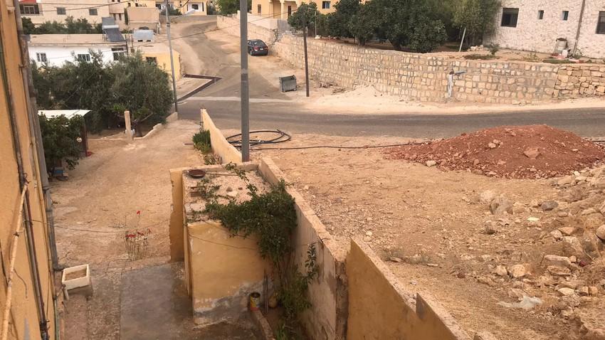 Diffusion en direct d'orages rares dans le sud de la Jordanie maintenant