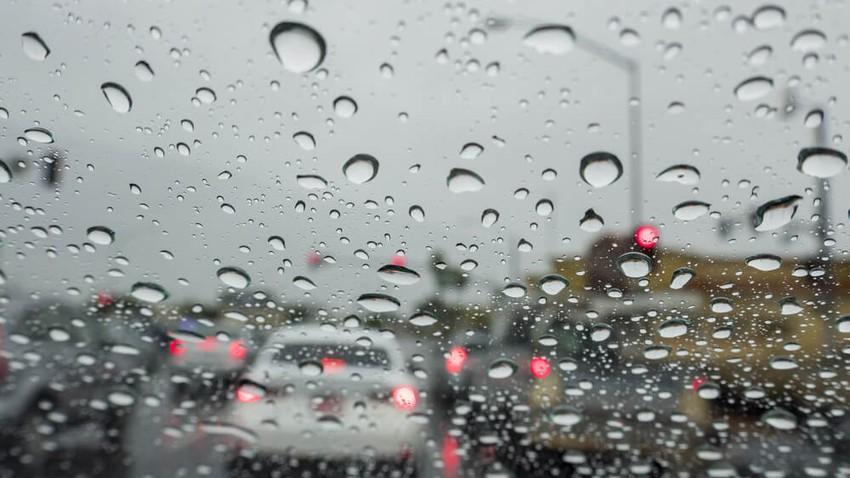 تعرف على الفرق بين مصطلحي المطر وزخات المطر!