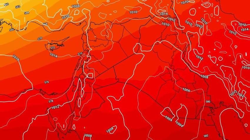 العراق | أجواء حارة في العاصمة بغداد الخميس