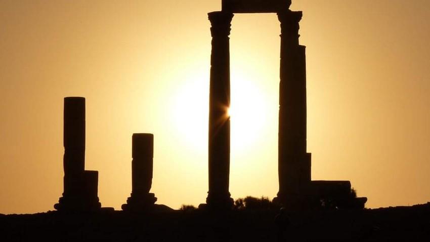 الأردن | طقس حار في غالبية مناطق المملكة مع آخر يوم في شهر آب