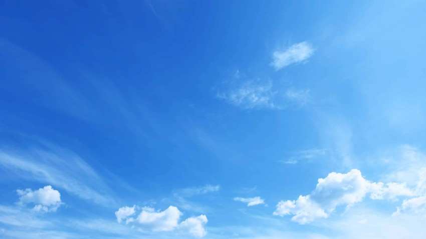 Jordanie | Une légère baisse des températures mercredi pour revenir légèrement au-dessus de leurs moyennes
