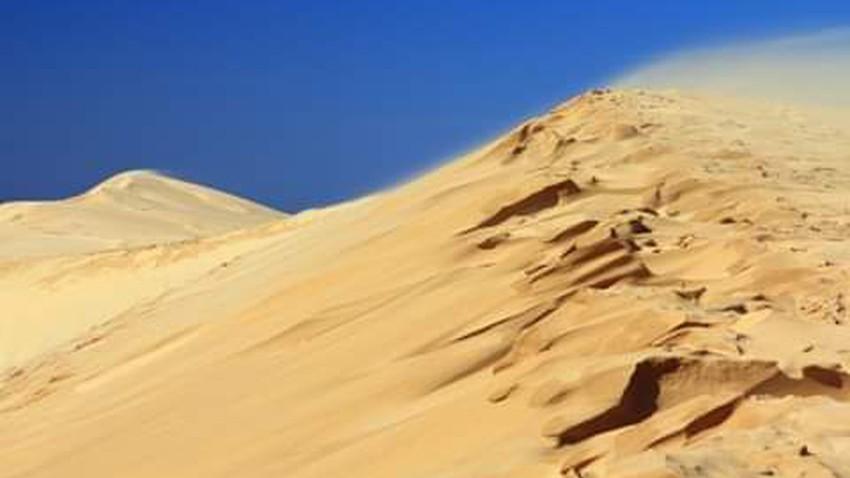 مصر | انخفاض اضافي على درجات الحرارة الخميس مع استمرار نشاط الرياح على بعض المناطق