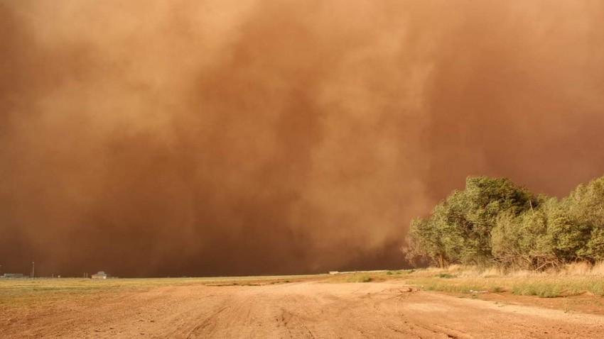 Koweït | Vents actifs et temps poussiéreux dans plusieurs régions mercredi