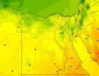 Egypt | A drop in temperatures Wednesday and rain showers in parts of the northern regions