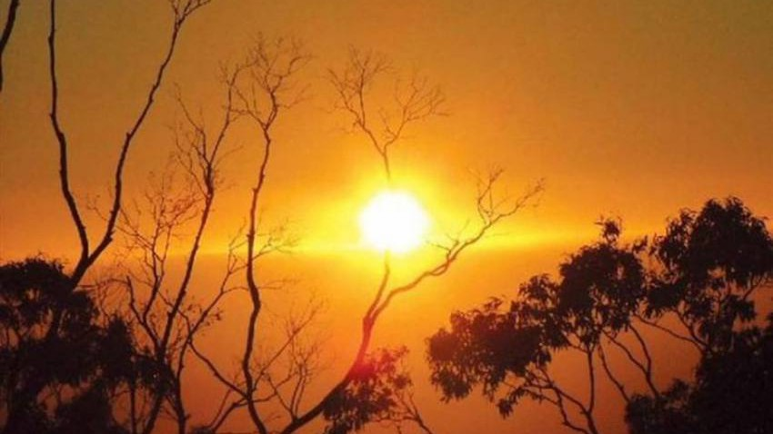 الأثنين | استمرار الكتلة الهوائية الحارة بالسيطرة على المملكة وأجواء حارة عموماً