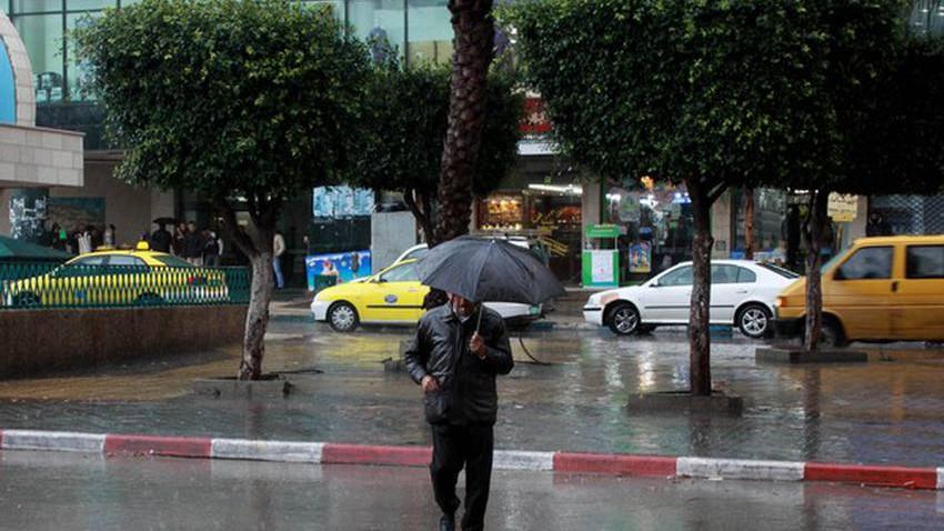فلسطين | منخفض جوي عالي الفعالية يؤثر على البلاد إعتباراً من عصر الثلاثاء