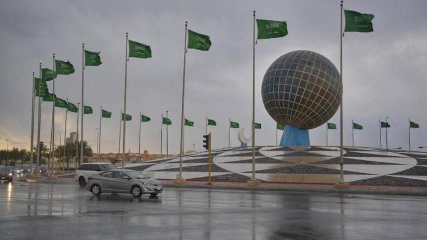 تفاصيل الحالة الجوية الماطرة على مدينة جدة خلال اليوم الأحد