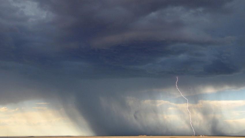 Riyad - Mise à jour 18h50 | Risques persistants de pluie au cours de la prochaine heure