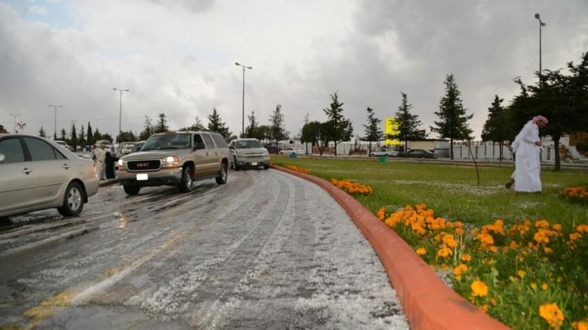 تشمل شفا الطائف وسودة عسير   تعرف على المناطق المشمولة بتوقعات الأمطار ليوم الثلاثاء
