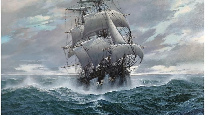 What ships and marine navigation need for safe sailing in difficult weather