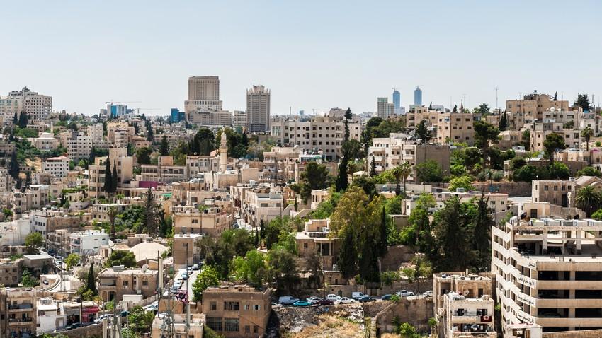 حالة الطقس ودرجات الحرارة المتوقعة في الأردن يوم السبت 17-4-2021
