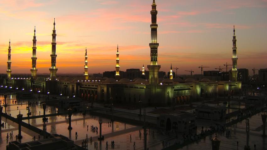 حالة الطقس ودرجات الحرارة المُتوقعة في السعودية يوم الأحد 25-4-2021