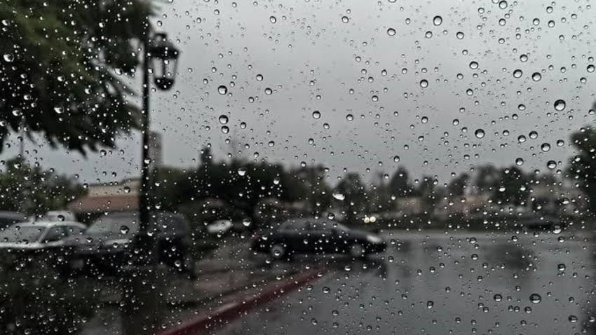 الأردن | بعد يوم ماطر في بعض مناطق المملكة،استمرار فرص الأمطار الرعدية السبت بمناطق محدودة !